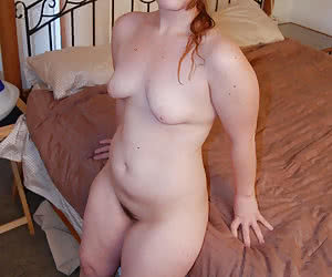 Undressed shy chubby virgins with tiny tits