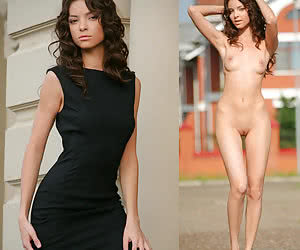 Dressed vs. Undressed