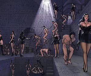 hentai femdom cock and ball training