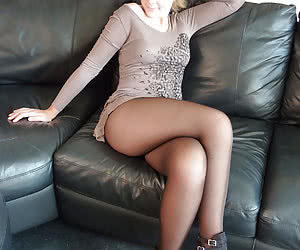 Sluts show their ass in pantyhose gall