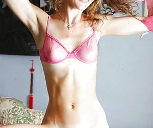 Skinny Beauties - The skinniest girls on the web!