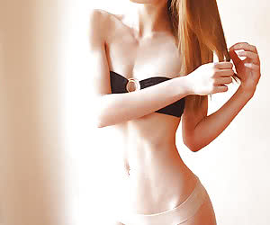 Skinny Girls - The skinniest girls on the web!