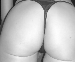 Another set of tight female butts in sexy thongs and bikini
