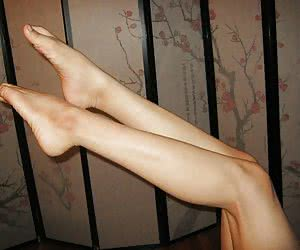 Feet In Air Photos