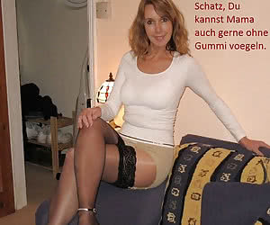 Sexy german pregnant fucked and facialized 9
