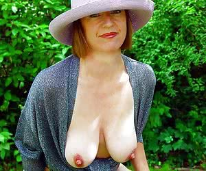 Giant And Erected Nipples