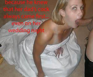 Naughty Brides Captions