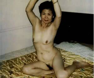 Old Asians Ladies