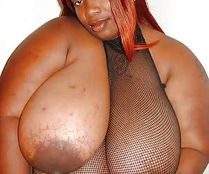 BBBW - big black beautiful women