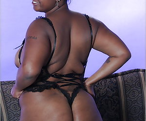 BBW Black Big ASS