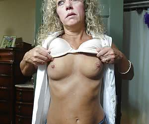 Every good man deserves a... well, on second thought. How would you like a slutwife instead One with curly blonde hair a