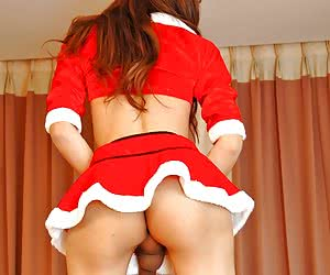 Wishing you suck my 9 inches big cock this Christmas-