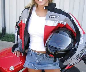 Category: biker girls