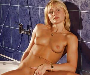 Category: blonde milf