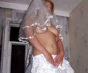 amateur brides