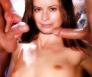 Is her pussy shaved or not but Holly Marie Combs is charming as always!