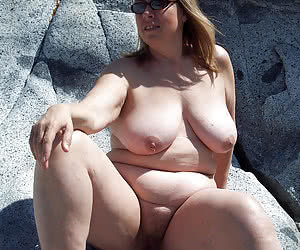 Fat nudist married couples and BBW singles
