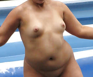 Fat nudist virgins with funny small tits