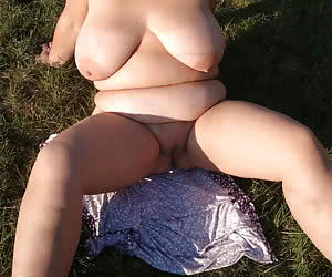 Fat older women, some with big tits