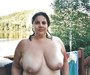 Nudist plumpers mostly with big tits