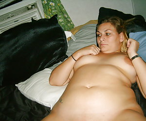 Sexy chubby girls mix collection