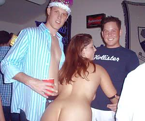 College Party Time