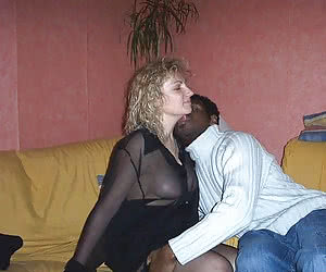 Dominant married babes fucking with black guys in front of their hubbies
