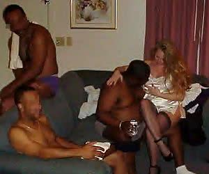 White slutwife used by BBC