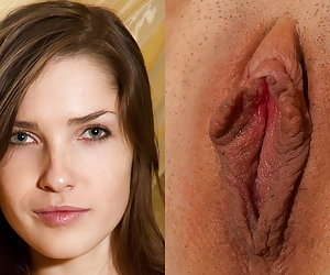Face and Pussy