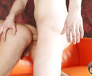 3 naughty gay friends gonna try real gay anal DP sex.