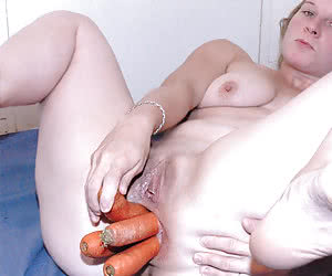 Incredible anal insertions