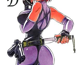 Have fun examining fascinating latex manga with luxurious and all hot drawn babes expose bodies.