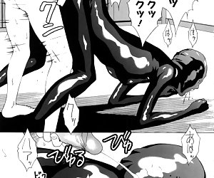 Witness latex anime with sexy and naughty gals in latex posing and getting fucked by guys and monsters!