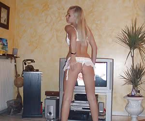 The most beautiful lady in panties incendiary galery