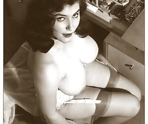 Retro big tits