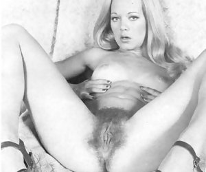 Retro hairy amateurs