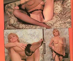 Retro Mature Housewives