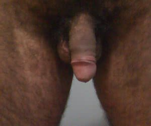 My really small cock  shots