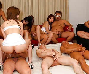 Group swinger action