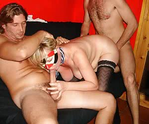 hot swinger parties