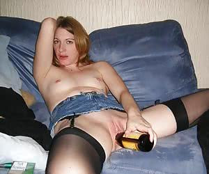 Babe showing off her toys galery