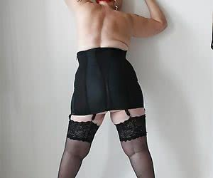 I have so enjoyed sorting through all my stocking pics, and I hope that you are enjoying wanking over them.
