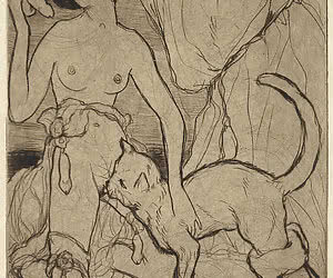 Amazing wild and lusty vintage porn cartoon is full of dicks and pussies.