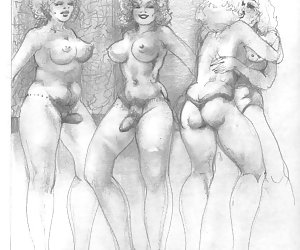 Gorgeous vintage porn comic gallery tells us about how sex was a long time ago.