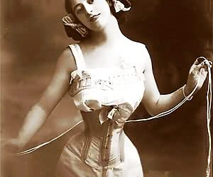 Heavenly beautiful and very sexy females in action on really best and hottest vintage lingerie pictures
