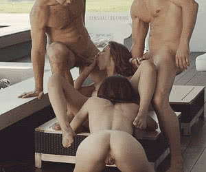 Group Sex animated GIF