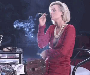 Category: smoking animated GIFs