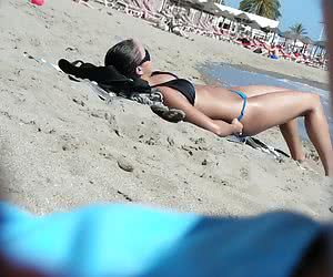 Beach And Candid