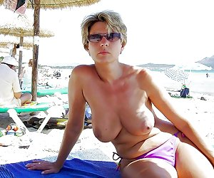 Beach Nature Nudist