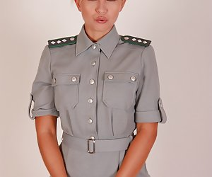 Category: cuffed in uniform